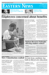 Daily Eastern News: December 03, 2009 by Eastern Illinois University