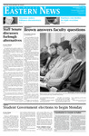 Daily Eastern News: December 04, 2009 by Eastern Illinois University