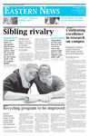 Daily Eastern News: December 09, 2009 by Eastern Illinois University