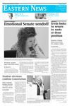 Daily Eastern News: December 10, 2009 by Eastern Illinois University