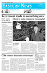 Daily Eastern News: December 11, 2009 by Eastern Illinois University