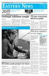 Daily Eastern News: December 14, 2009 by Eastern Illinois University