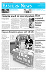 Daily Eastern News: October 08, 2009