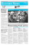 Daily Eastern News: October 12, 2009
