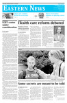 Daily Eastern News: October 13, 2009