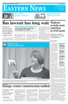 Daily Eastern News: October 15, 2009