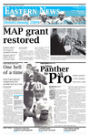Daily Eastern News: October 16, 2009