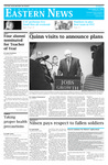 Daily Eastern News: October 23, 2009
