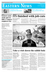 Daily Eastern News: October 29, 2009