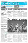 Daily Eastern News: April 02, 2010 by Eastern Illinois University