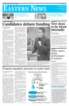 Daily Eastern News: April 06, 2010 by Eastern Illinois University