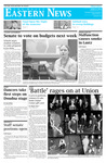 Daily Eastern News: April 08, 2010 by Eastern Illinois University