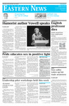 Daily Eastern News: April 12, 2010 by Eastern Illinois University