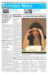 Daily Eastern News: April 15, 2010 by Eastern Illinois University