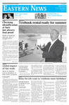 Daily Eastern News: April 16, 2010 by Eastern Illinois University