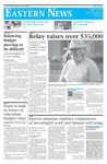 Daily Eastern News: April 19, 2010 by Eastern Illinois University