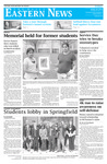 Daily Eastern News: April 23, 2010 by Eastern Illinois University