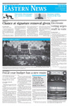 Daily Eastern News: April 28, 2010 by Eastern Illinois University
