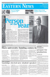 Daily Eastern News: April 29, 2010 by Eastern Illinois University