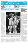 Daily Eastern News: August 23, 2010 by Eastern Illinois University