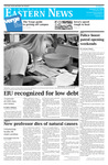 Daily Eastern News: August 27, 2010 by Eastern Illinois University