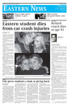 Daily Eastern News: August 31, 2010 by Eastern Illinois University