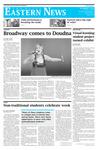 Daily Eastern News: November 01, 2010