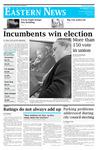 Daily Eastern News: November 03, 2010