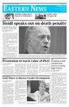 Daily Eastern News: November 09, 2010 by Eastern Illinois University