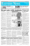 Daily Eastern News: November 10, 2010 by Eastern Illinois University