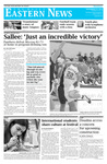 Daily Eastern News: November 15, 2010