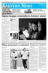 Daily Eastern News: November 17, 2010 by Eastern Illinois University