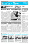 Daily Eastern News: November 19, 2010 by Eastern Illinois University