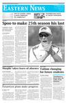 Daily Eastern News: November 29, 2010