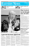 Daily Eastern News: September 07, 2010 by Eastern Illinois University