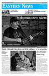 Daily Eastern News: September 09, 2010 by Eastern Illinois University
