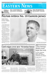 Daily Eastern News: September 13, 2010 by Eastern Illinois University
