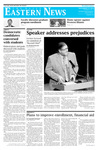 Daily Eastern News: September 15, 2010 by Eastern Illinois University