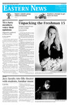 Daily Eastern News: September 17, 2010 by Eastern Illinois University