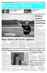 Daily Eastern News: September 23, 2010 by Eastern Illinois University