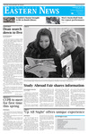 Daily Eastern News: January 20, 2011 by Eastern Illinois University