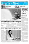 Daily Eastern News: January 21, 2011 by Eastern Illinois University