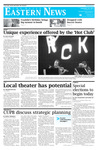 Daily Eastern News: January 24, 2011 by Eastern Illinois University