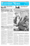 Daily Eastern News: January 25, 2011 by Eastern Illinois University