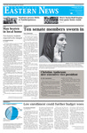 Daily Eastern News: January 27, 2011 by Eastern Illinois University