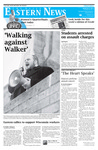 Daily Eastern News: March 03, 2011 by Eastern Illinois University