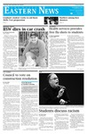 Daily Eastern News: October 04, 2011 by Eastern Illinois University