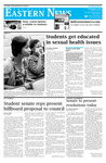 Daily Eastern News: October 05, 2011 by Eastern Illinois University