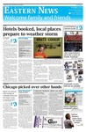 Daily Eastern News: October 07, 2011 by Eastern Illinois University