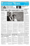 Daily Eastern News: October 18, 2011 by Eastern Illinois University